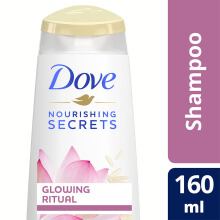 DOVE Shampoo Glowing Ritual 160ml