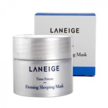Laneige Time Freeze Firming Sleeping Mask Night Cream Krim Wajah Malam Anti Aging Anti Penuaan 15ml