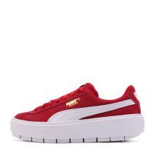 Puma Sepatu Rihanna Style Women's Low Cut Velcro Platform Platform Shoes Skateboard Shoes 367980-03
