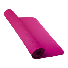 NIKE Acces Fundamental Yoga Mat (3Mm) - Vivid Pink [One Size] N.YE.02.647.OS
