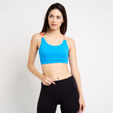 CoreNation Active Harper Bra - Blue