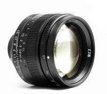 7ARTISANS 55mm f1.4 SONY E Mount