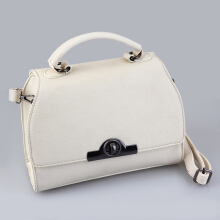 [LESHP]Fashion Women Lady Handbag Single Shoulder Crossbody Bags Sweet Purse White