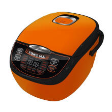 YONG MA Digital Rice Cooker 2 L YMC116C - Orange Orange XL