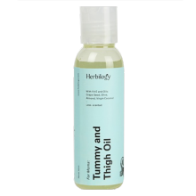 Herbilogy Tummy & Thigh Oil for Stretch Mark