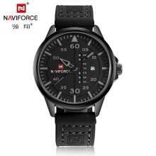 NAVIFORCE Brand Men Sports Watches Fashion Casual Watch Men's Luxury Waterproof Quartz Wristwatches Clock Male Relogio Masculino