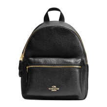 Coach Women's Black Casual Fashion Travel Backpack F28995IMBLK
