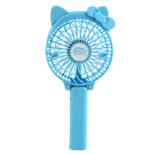 [OUTAD] 3 Gear Speed USB handheld Battery Rechargeable Multifunctional Fan HF-3092 Blue
