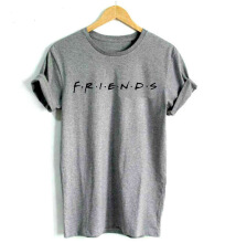 Jantens FRIENDS Print Women tshirt