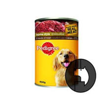 PEDIGREE 400 gr adult 5 kinds of meat (can)