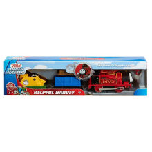 THOMAS & FRIENDS Trackmaster helpful harvey FTF31