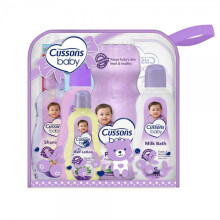Cussons Baby Purple Bag Complete Care Set