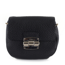FURLA Mini Club Crossbody Chain (FLA01576B) Black