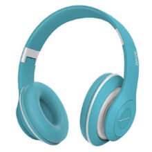 Ins Rex P703 Wireless Bluetooth headset For Apple Android phones and IPAD -Light Green