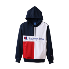 Champion Multi Hoodie - Navy Navy Blue L