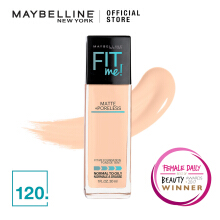 MAYBELLINE Fit Me Matte + Poreless Foundation - Classic Ivory