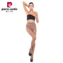 Pierre Cardin Stockings Women's Pantyhose 5D Thin Seamless Sexy Apple Butt High Density Velvet Comfort Legs Pantyhose Light Coffee 2 Pack One Size