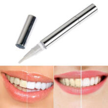 Farfi 1 Pc Gel Bleach Dental Stain Remover Brighten Teeth Whitening Pen Oral Care Tool as the pictures