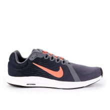 NIKE Wmns Nike Downshifter 8 - Lt Carbon/Crimson Pulse-Thunder Blue-White-Black