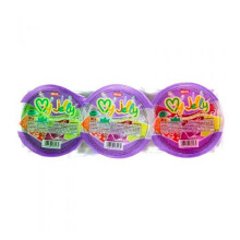 WONG COCO My Jelly Sari Kelapa Bundle 80 gr x 3 pcs