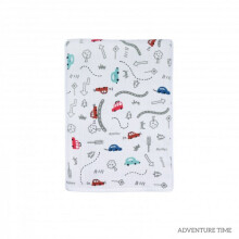 Little Palmerhaus Tottori Baby Towel - Adventure Time
