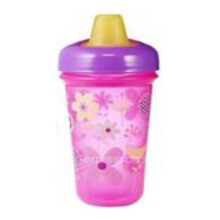 THE FIRST YEARS Stackable 9oz Soft Spout Cups - Pink
