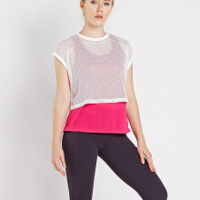CoreNation Active Nixon Top - Pink