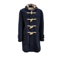 Burberrry Hooded Duffle Coat Outerwear