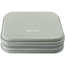 MNDA CD/DVD Wallet, 80/40/24-Capacity
