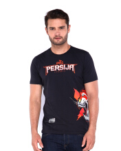SPECS PERSIJA T-SHIRT TIGER HEAD 2018 - BLACK