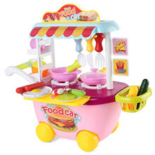 Kaptenstore Mainan Edukasi Anak Fun Cook Kitchen Playset Luxury Kitchen Set