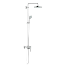 GROHE New Tempesta Cosmopolitan 200 Shower system with single lever mixer for wall mounting