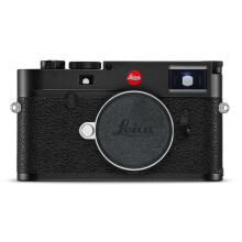 Leica M10 Digital Rangefinder Camera Black (20000)