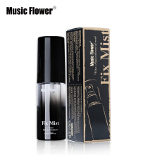 Music Flower Brand New One-Time Fixed Makeup Spray Face Fix Mist Make Up Set 24HR Lasting Water Replenishment Of Mask Finished