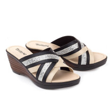 WEDGES KASUAL WANITA - LCU 132