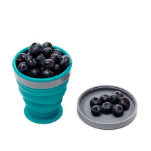 M Square Foldable Silicone Mini Cup