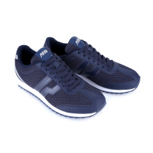 PIERO SNEAKERS PAISLEY - NAVY/WHITE/SILVER