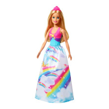 BARBIE Dreamtopia Princess Doll Rainbow Cove FJC94 - FJC95