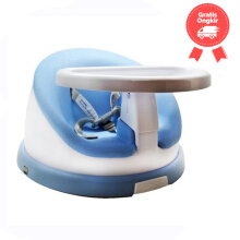 Coco Latte Swivel Booster Seat 7335 – Blue