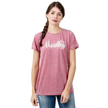 MOUTLEY Ladies Tshirt 1512 315121722 - Red