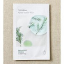Innisfree My Real Squeeze Mask Teatree @20ml - 1 Pcs