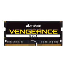 CORSAIR Vengeance SODIMM DDR4 8GB(2X4GB) PC2400 - CMSX8GX4M2A2400C16