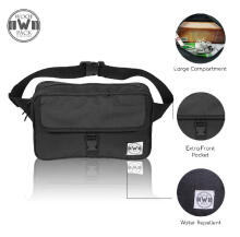 Woof Pack - Daily Sling Thip-Mi 2.0 Black