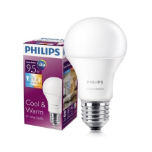 PHILIPS LED BULB SCENESWITCH 9W E27