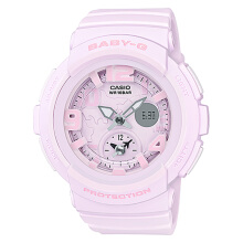 Casio Baby-G BGA-190BC-4BDR Water Resistant 100M Resin Band [BGA-190BC-4BDR]