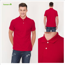 Bossini - Polo Men (010001240) - Red