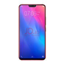 VIVO V9 [6/64GB] - Red - Contract phone