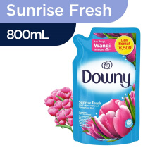 DOWNY Sunrise Fresh Refill 800ml