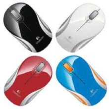 Logitech Mouse wireless M187 Multicolor
