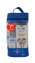 PURE KIDS Travel Pouch Medicated Series